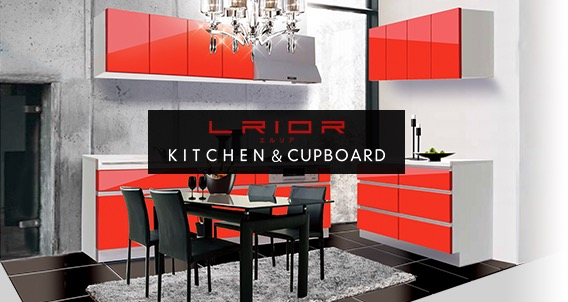 LRIOR KITCHEN & CUPBOARD