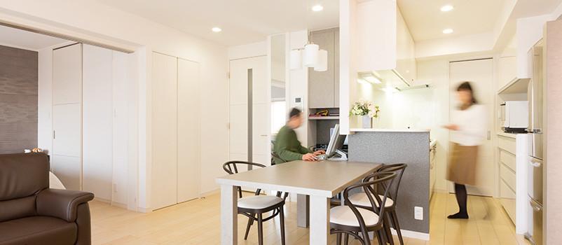 快適さとデザイン性を備えた美的空間